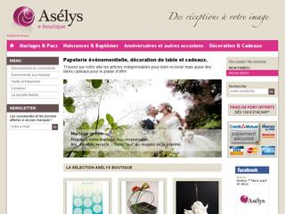 http://www.aselys-boutique.fr/
