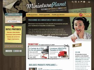 http://fr.miniature-planet.com/