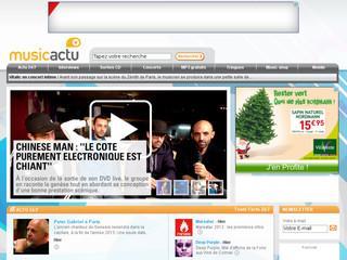 http://www.musicactu.com/