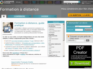 http://formation-distance.comprendrechoisir.com/