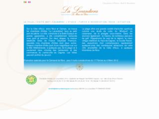 http://www.lalocandieracagnes.com/f_camere.asp