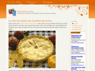 http://www.tarte.la-recette.net/