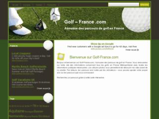 http://www.golf-france.com/