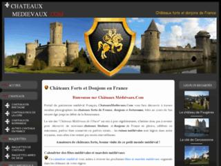 http://www.chateauxmedievaux.com/