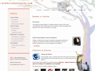 http://www.lecercledespoetes.com/