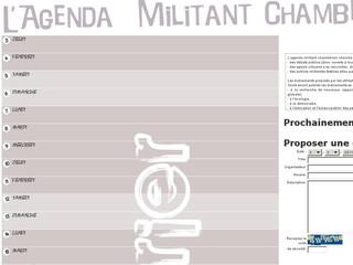 http://www.agendamilitantchambery.org/