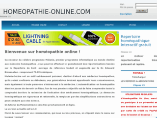 http://www.homeopathie-online.com/