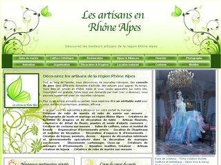 http://www.artisans-rhonealpes.com/