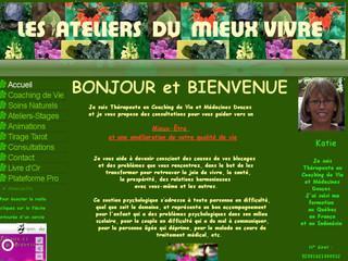 http://www.ateliersdumieuxvivre.com/#Actualites.I