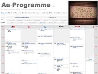 http://www.au-programme.tv/