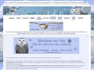 http://petz-passionanimaux.fr/