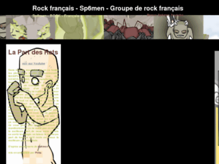 http://www.sp6men.fr/rock-francais/bordeaux/rock-francais-jure-le.html