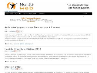 http://securite-web.fr/