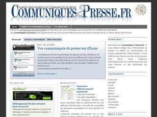 http://www.communiques-2-presse.fr/