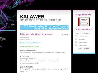 http://www.creation-web-page-unique-site-internet.com/