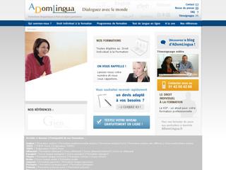 http://www.adomlingua.com/