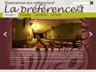 http://www.restaurant-lapreference.fr/