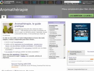 http://aromatherapie.comprendrechoisir.com/
